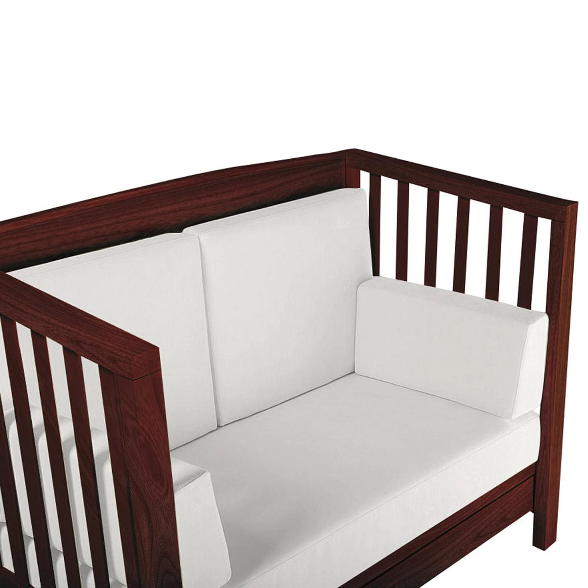 Кроватка-диван Feretti Vanity 125х65 Noce<br>