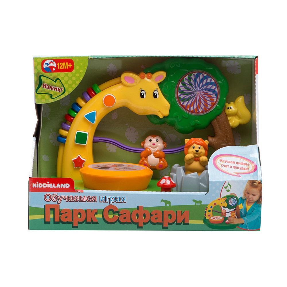 Развивающая игрушка Kiddieland Сафари парк<br>