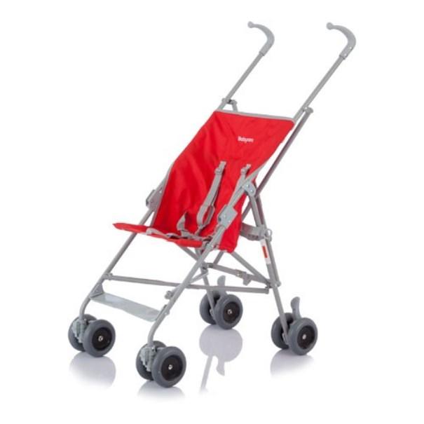 Коляска Baby Care Buggy B01 красная<br>