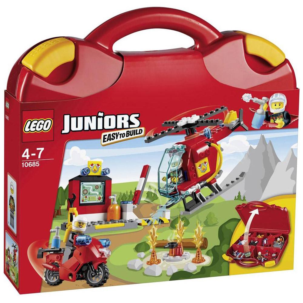 Конструктор LEGO Junior 10685 Чемоданчик Пожар<br>