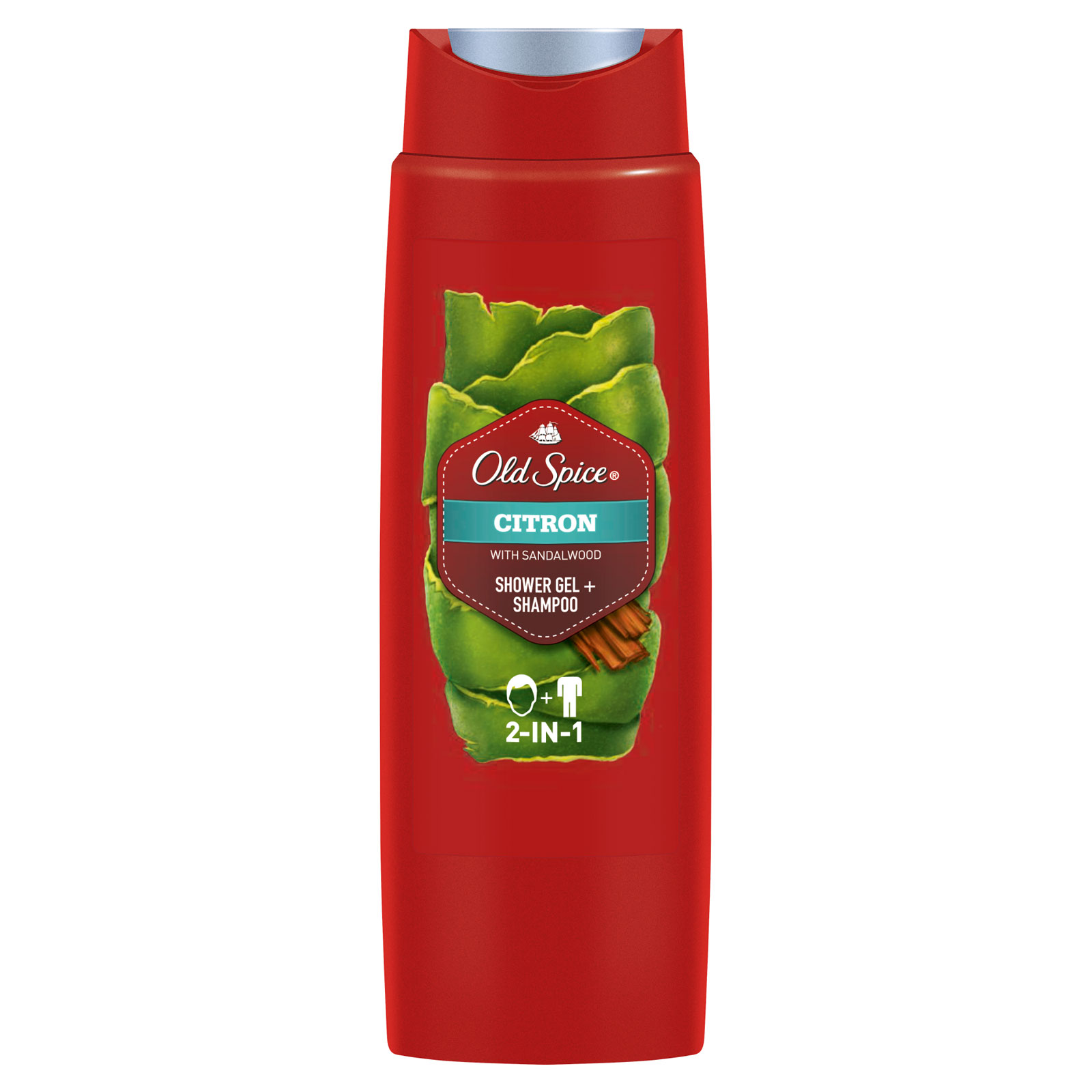 ���� ��� ���� Old Spice 2�1 Citron 250�� (���� � �������)