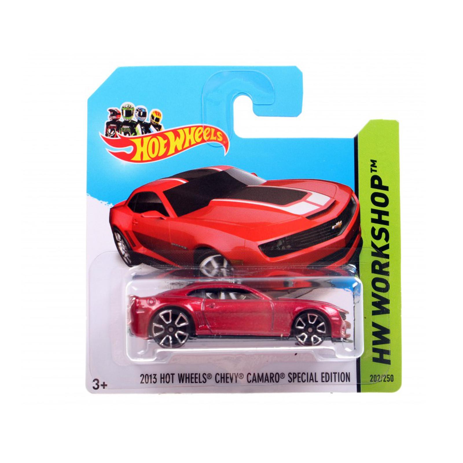 ����������� Hot Wheels ��� ������ 2013 Chevy Camaro Special Edition