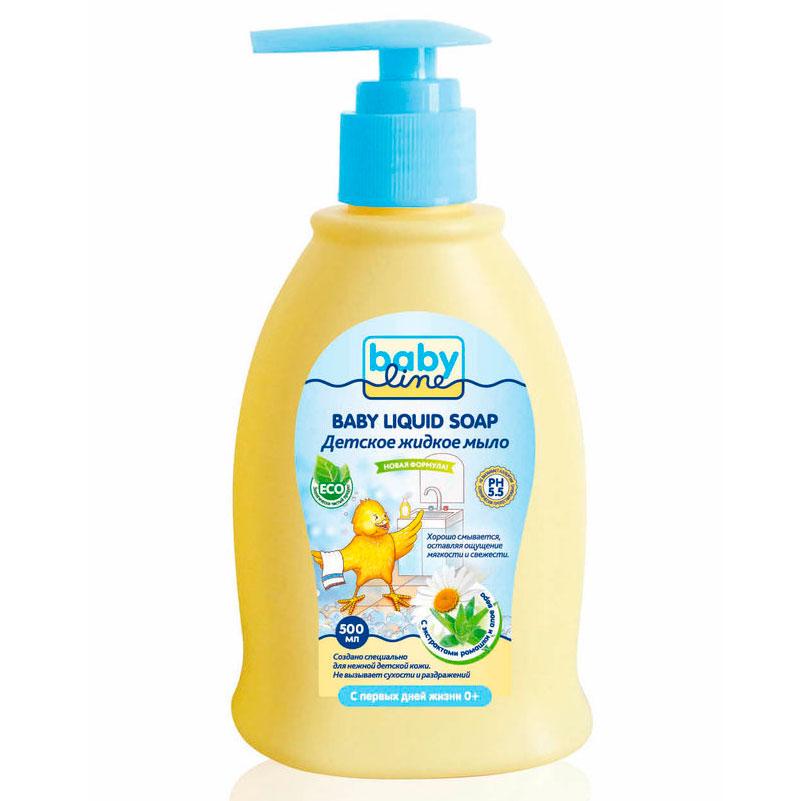 Жидкое мыло BabyLine Nature 500 мл<br>