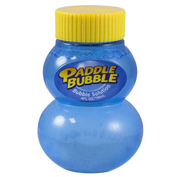 Мыльные пузыри Paddle Bubble Бутылочка с мыльным раствором 120 мл<br>