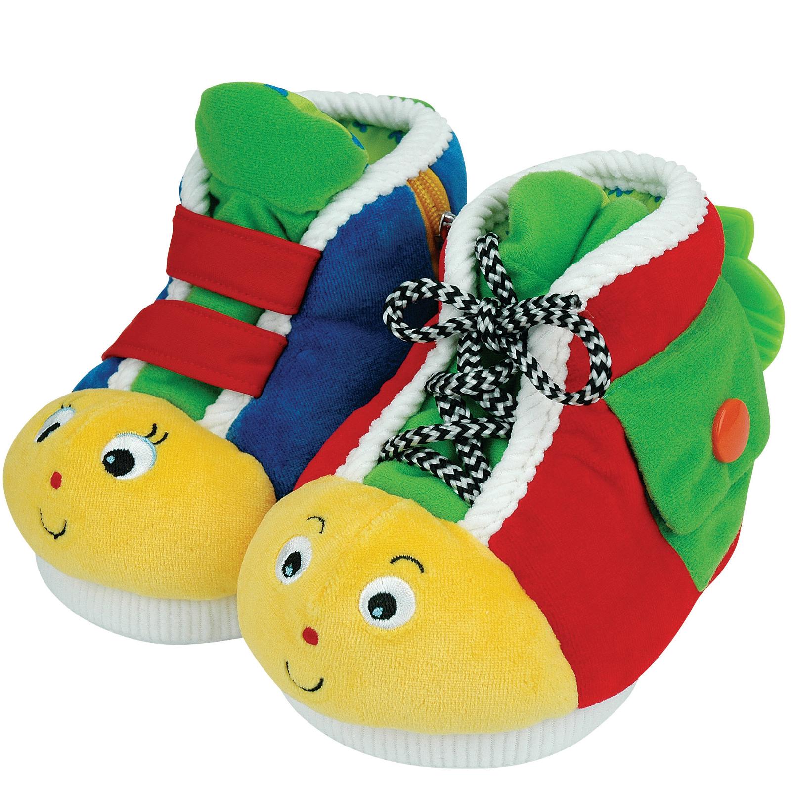 Развивающая игрушка K&amp;#039;s Kids Ботинки обучающие с 12 мес. 2 шт.<br>