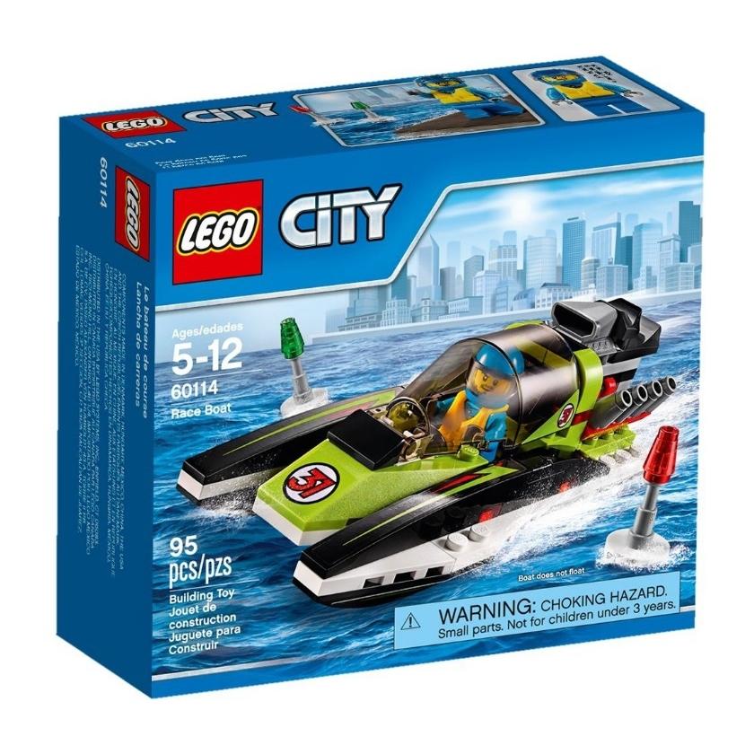 ����������� LEGO City 60114 �������� �����