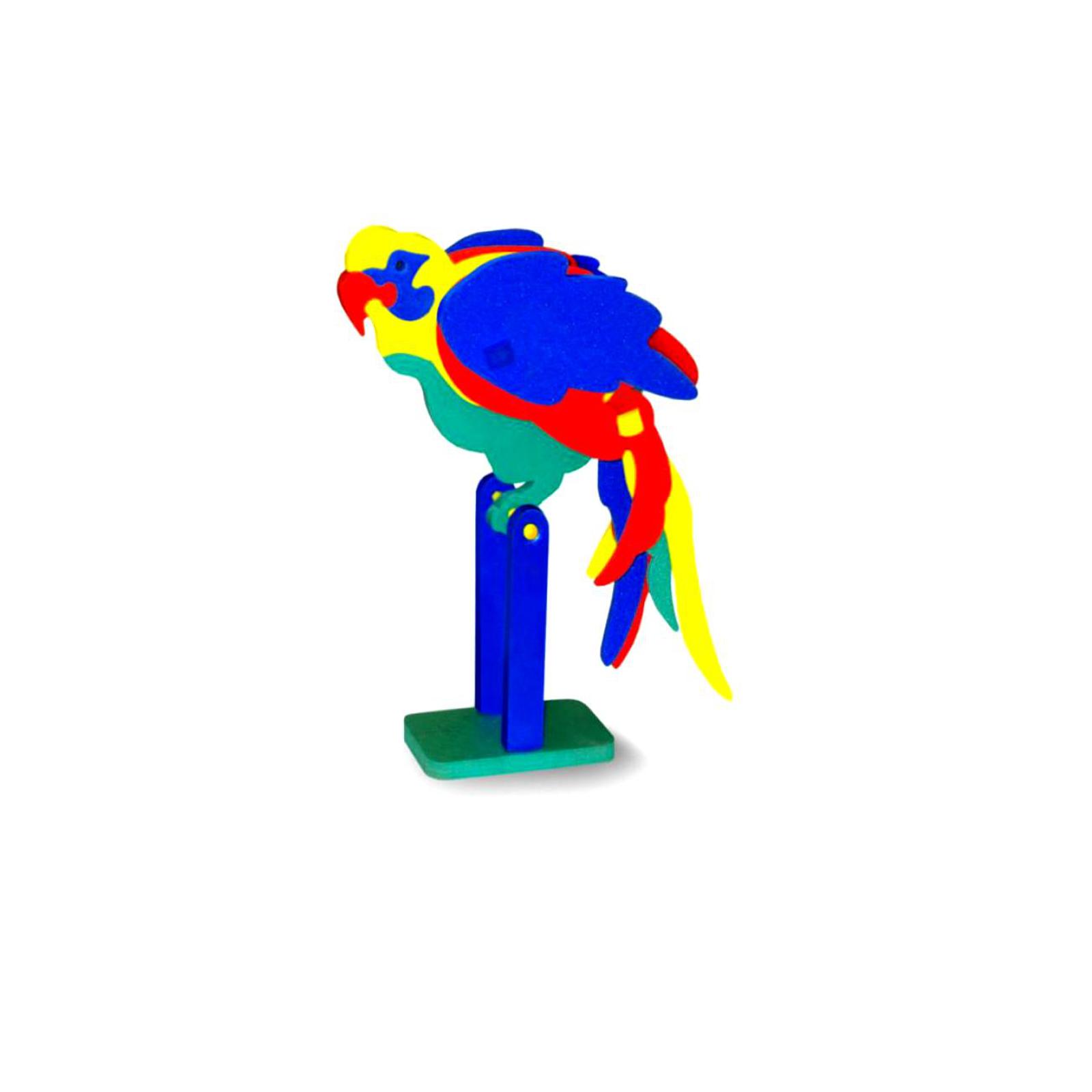 Конструктор Флексика Попугай<br>