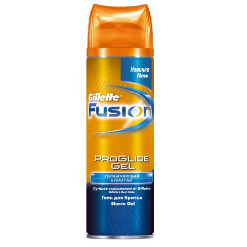 Гель для бритья Gillette Fusion ProGlide 170 мл Увлажняющий<br>