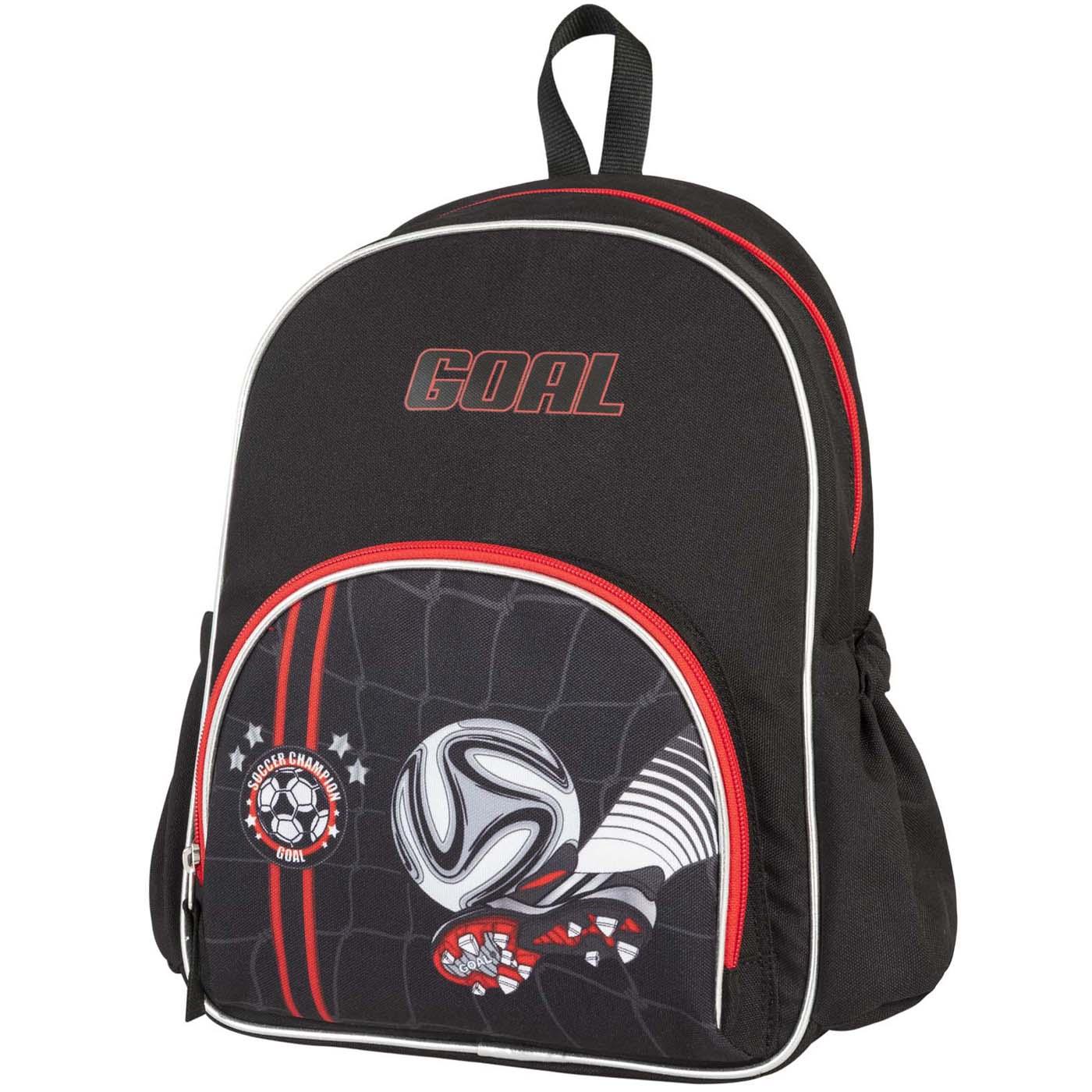 Рюкзак Target Малый Чемпион по футболу (черный)<br>