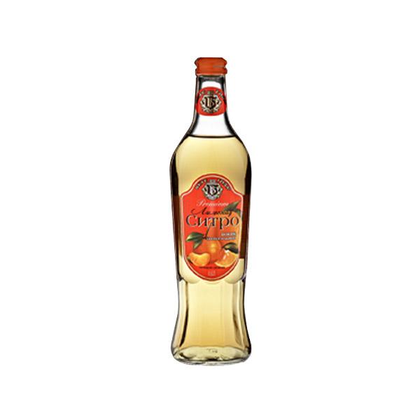 Напиток сильногазированный Вкус года 0,6 л. Ситро