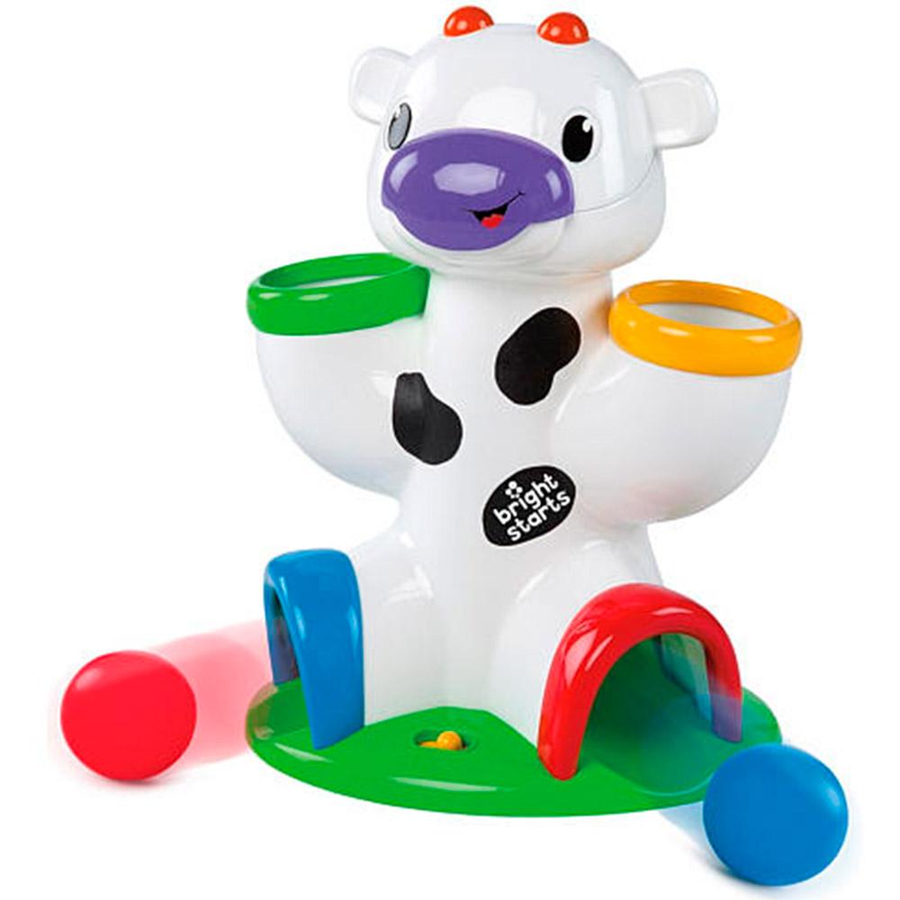 Развивающая игрушка Bright Starts Веселая корова<br>