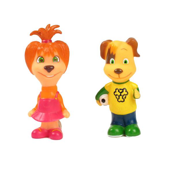 Игрушка для ванной Умка Барбоскины Дружок и Лиза
