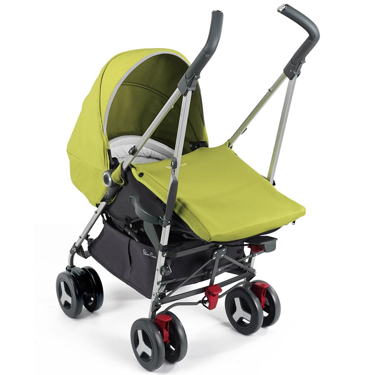 Дополнительный комплект для коляски Silver Cross Reflex Lime<br>