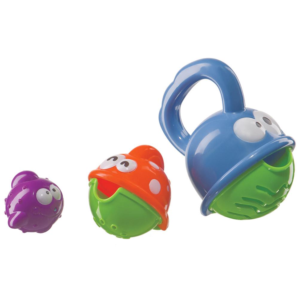 Игрушка для ванной Happy Baby FISHERY<br>