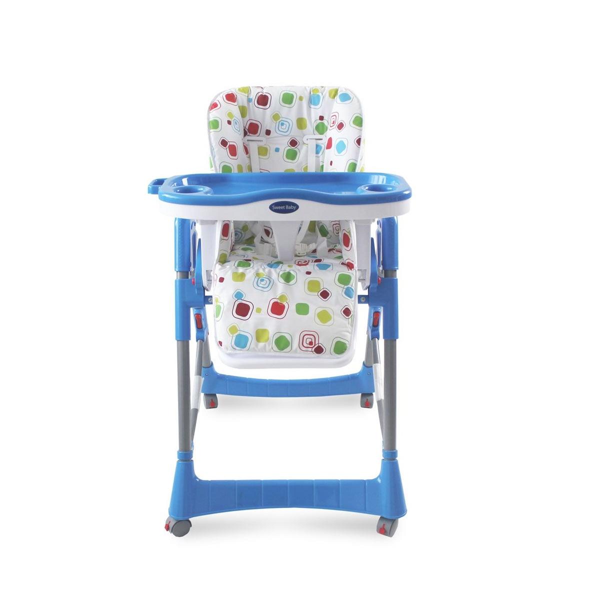 Стульчик для кормления Sweet Baby Modelli Blu<br>