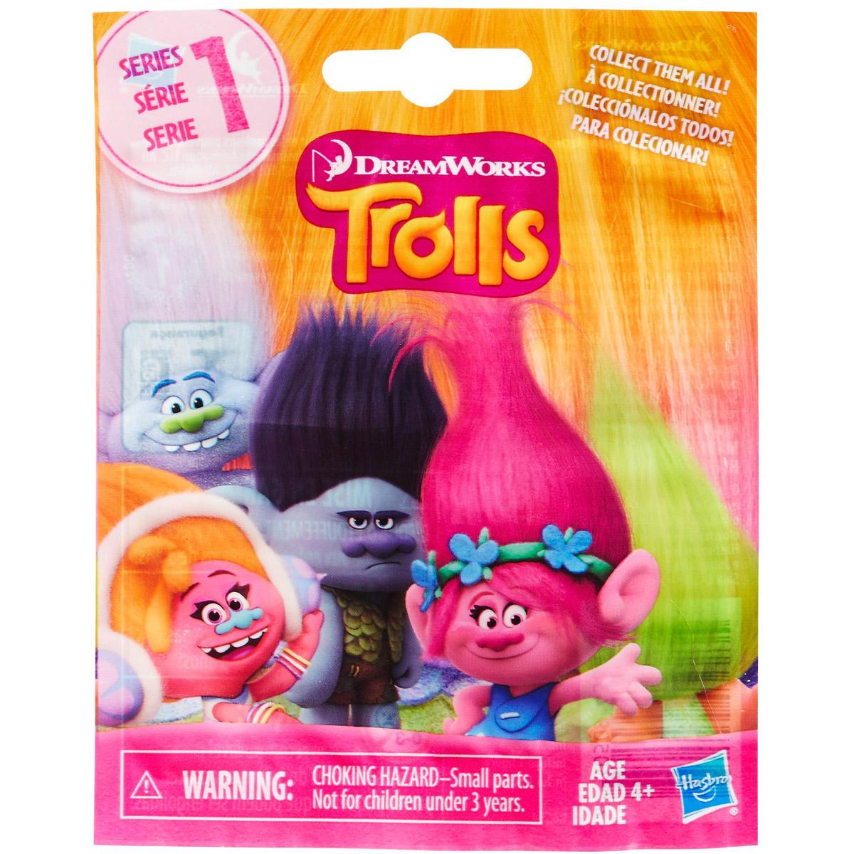 Игрушка Hasbro Trolls Тролли в закрытой упаковке<br>
