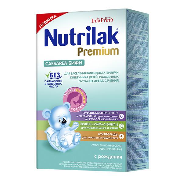 Заменитель Nutrilak Premium Caesarea БИФИ 350 гр с 0 мес