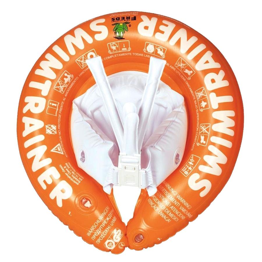 Круг Swimtrainer От 2 до 6 лет (оранжевый)