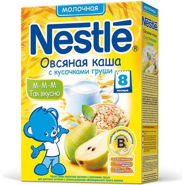 Каша Nestle молочная 250 гр Овсяная с грушей (с 8 мес)