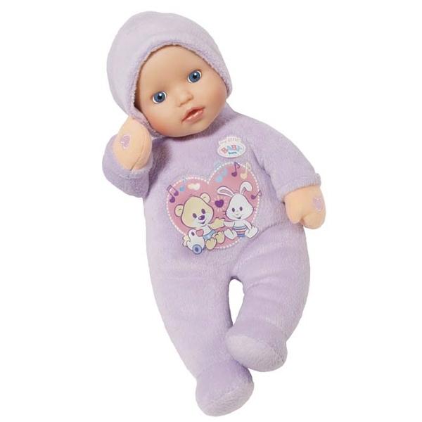 Кукла Zapf Creation My little Baby Born 30 см Музыкальная<br>