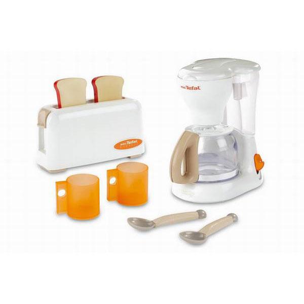 Набор Smoby тостер + кофеварка Tefal<br>