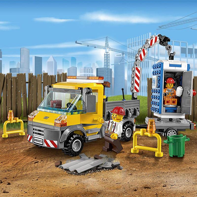 ����������� LEGO City 60073 ������ ���������������