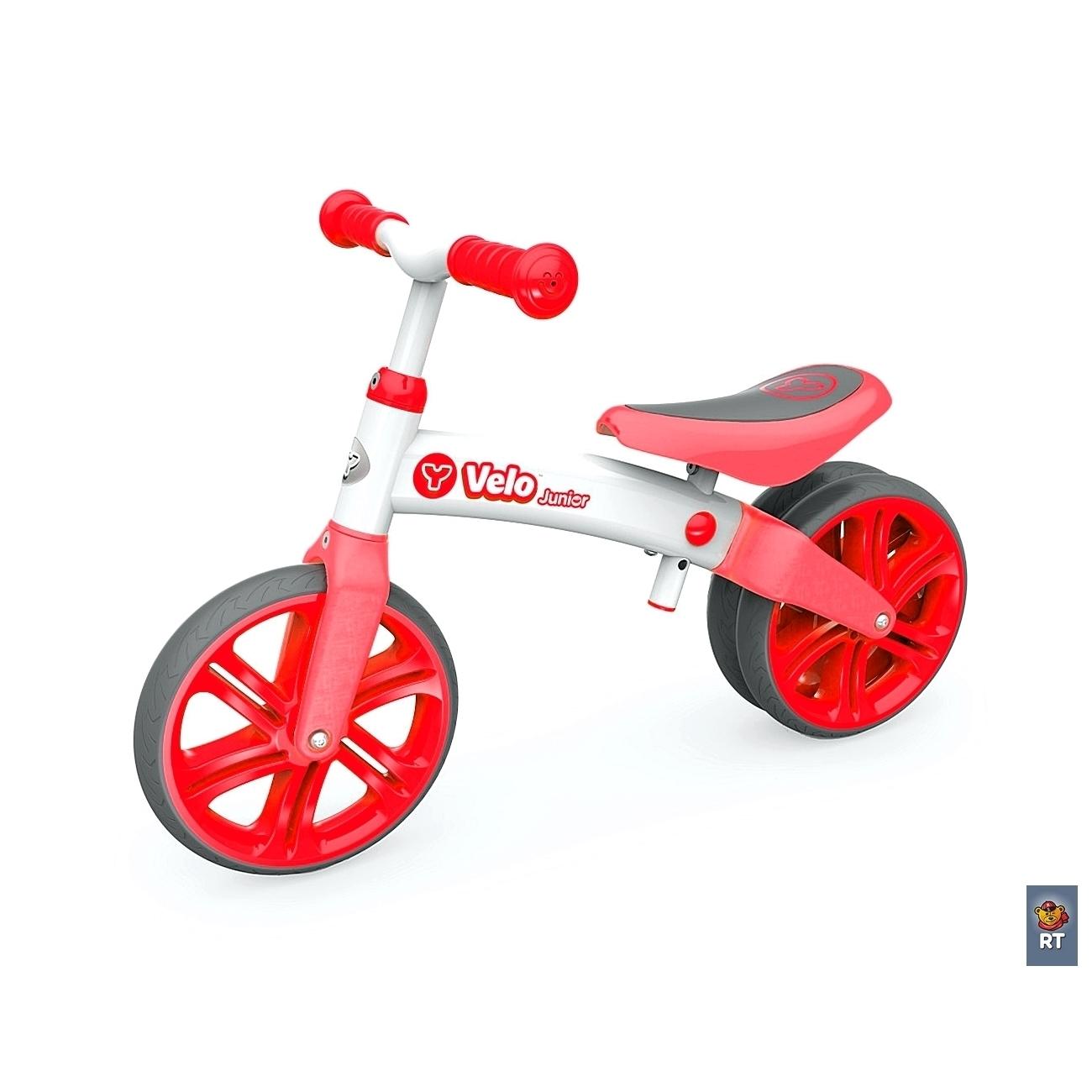 ������� Y-Bike Y-volution Y-Velo Junior Balance bike Red