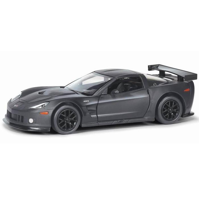 Машинка Autotime CHEVROLET CORVETTE C6-R Imperial Black Edition 5<br>