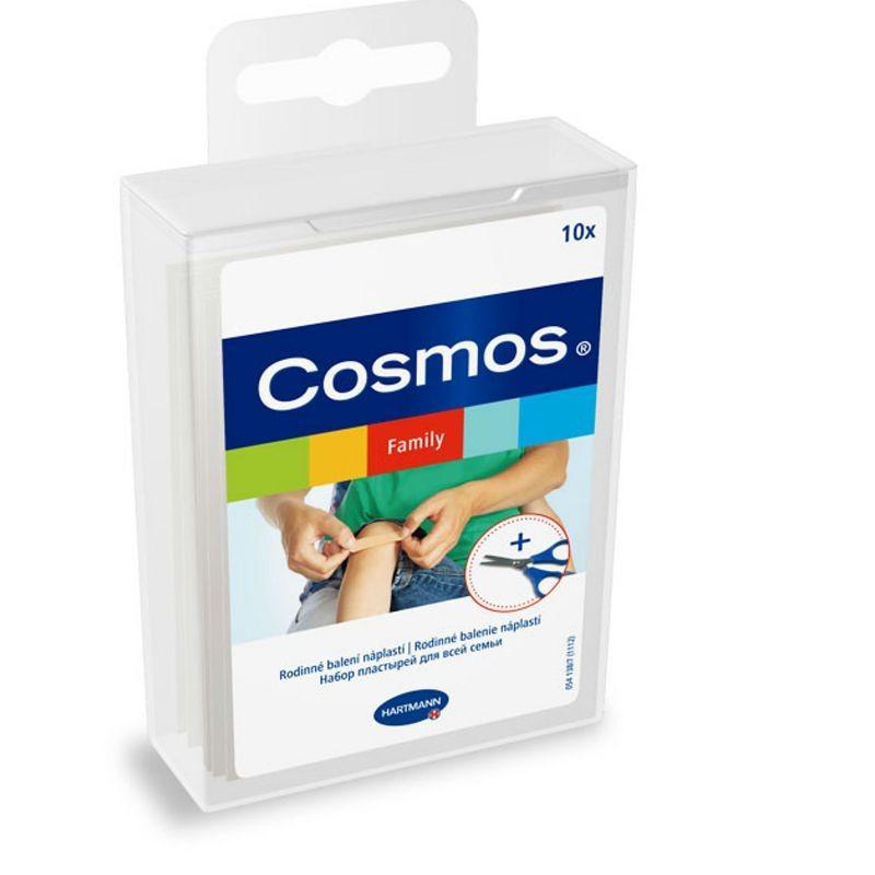 Пластырь Hartmann Cosmos Набор для всей семьи 10шт<br>