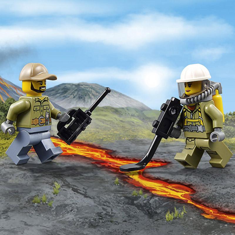 ����������� LEGO City 60121 �������� �������������� ��������