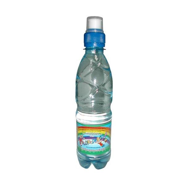 Вода детская Селивановская 0.5 л Спорт