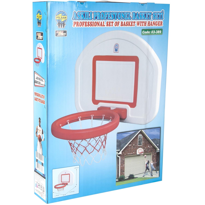Баскетбольное кольцо Pilsan С щитом
