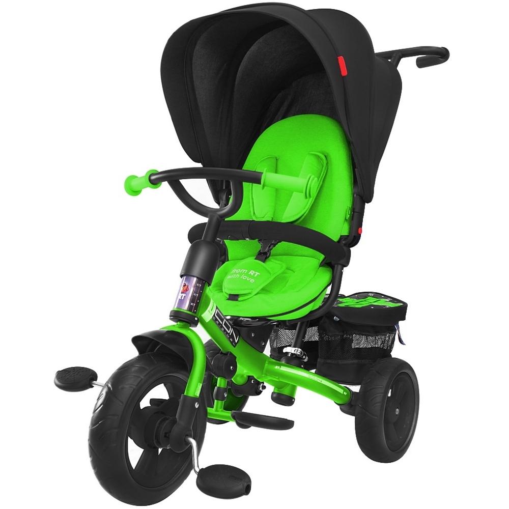 Велосипед RT ICON evoque NEW Stroller by Natali Prigaro EVA Emerald изумрудный<br>