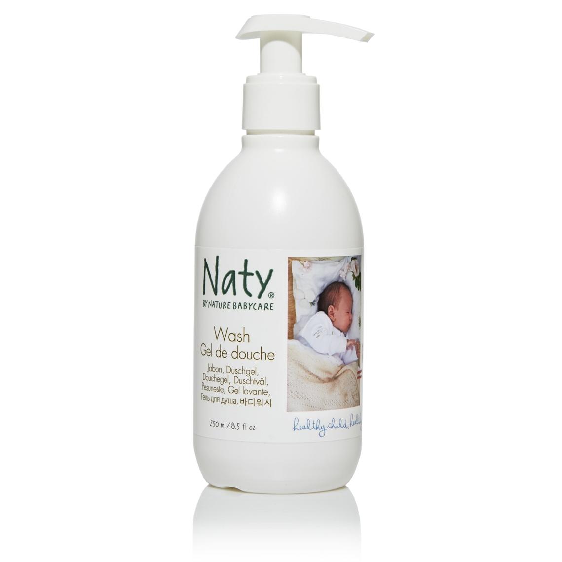 Гель для душа Naty детский 250 мл<br>