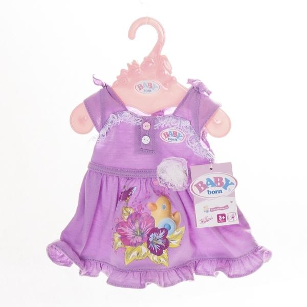 Одежда для кукол Zapf Creation Baby Born Платье (В ассортименте)