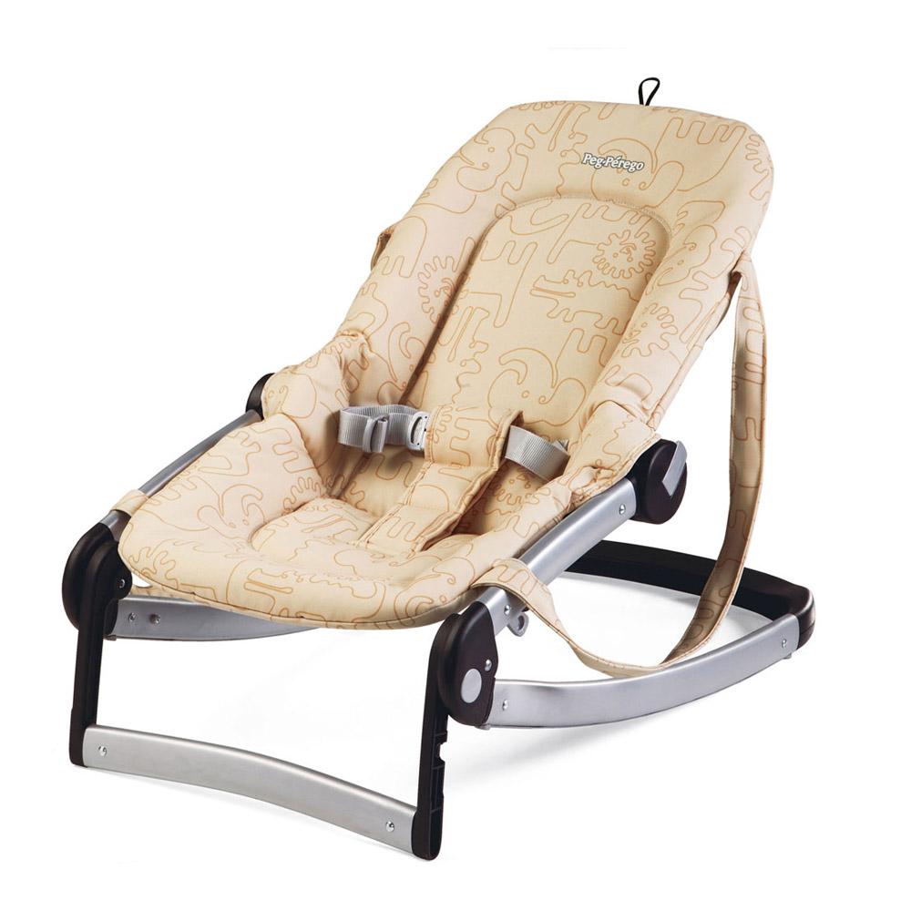 Шезлонг Peg Perego Mia Baby Seat Savana Beige