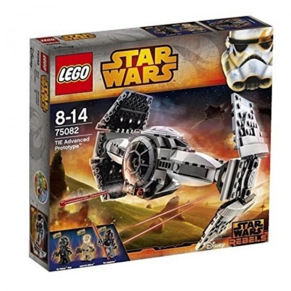 Конструктор LEGO Star Wars 75082 Звездные войны Улучшенный Прототип TIE Истребителя™<br>