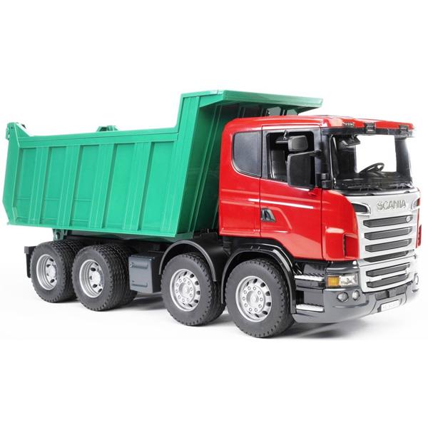 Самосвал Bruder Scania<br>