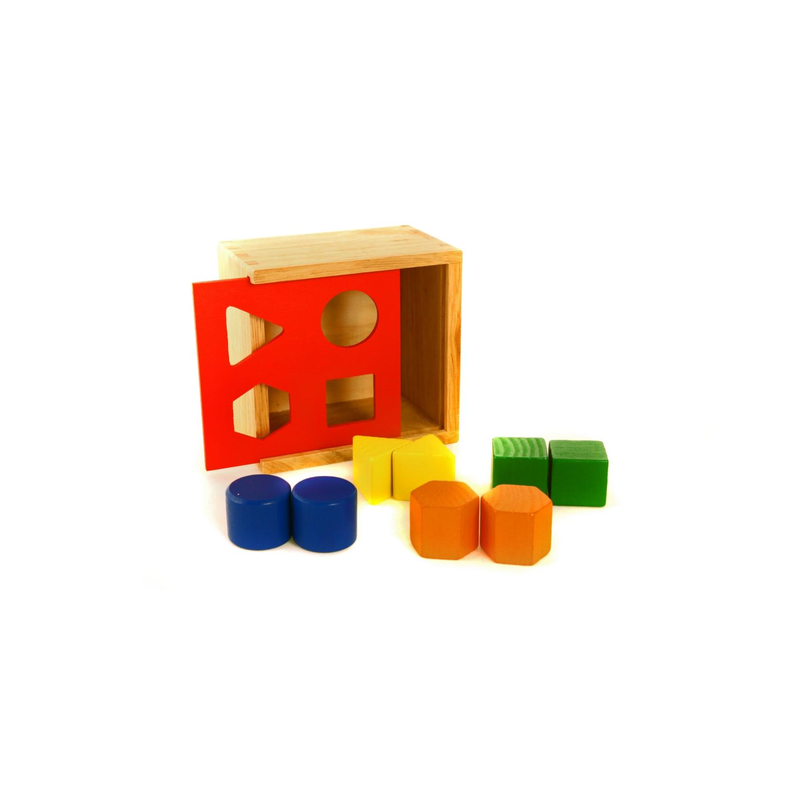 Игрушка Viga Сортер деревянный<br>