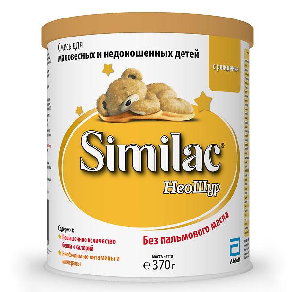 Заменитель Similac neosure 370 гр с 0 мес<br>