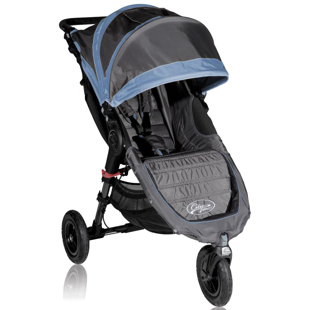 ������� Baby Jogger City Mini GT Single ���� - ����� � �������