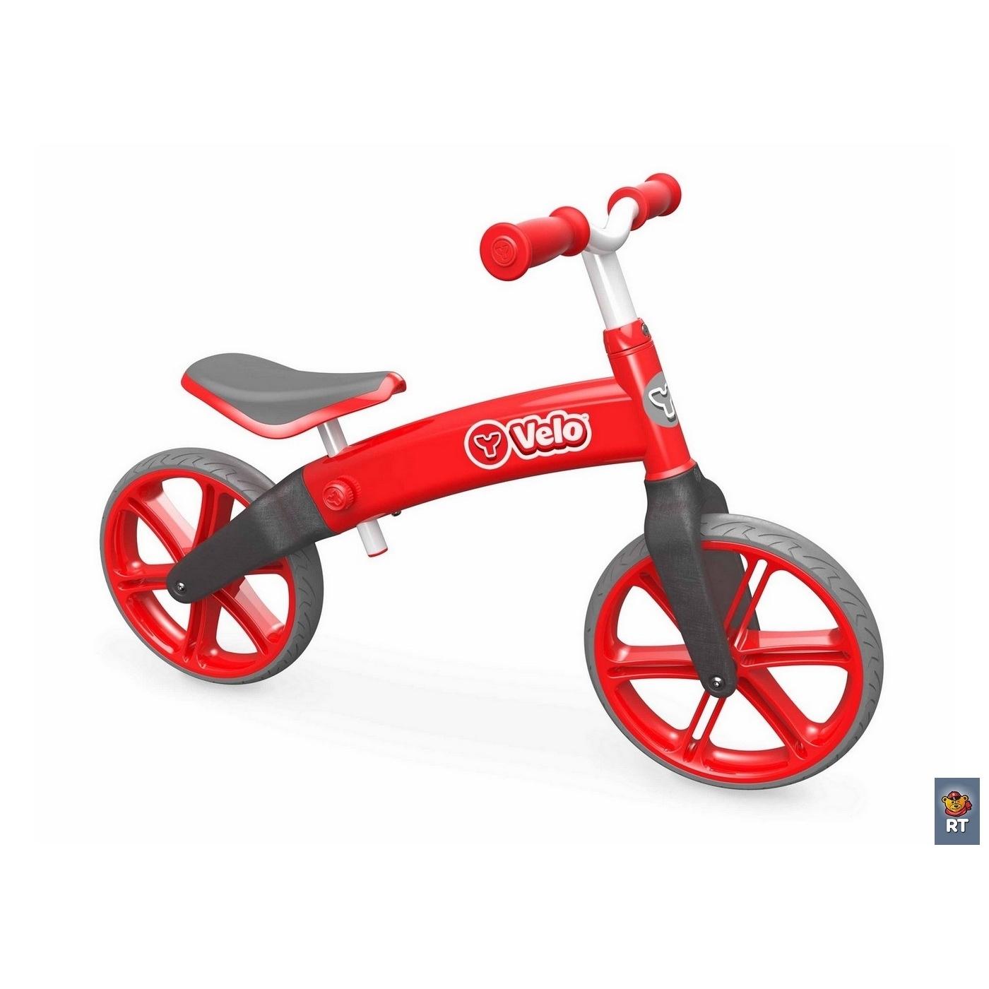 Беговел Y-Bike Y-volution Y-Velo Balance bike Red<br>