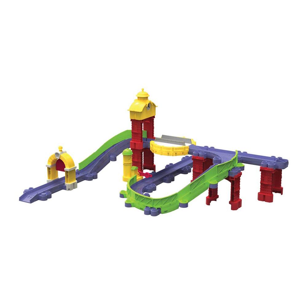Игровой набор Chuggington Старый город с Коко с 3 лет.<br>