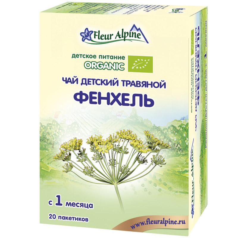 ��� ������� Fleur Alpine Organic 30 �� (20 ���������) ������� (� 1 ���)