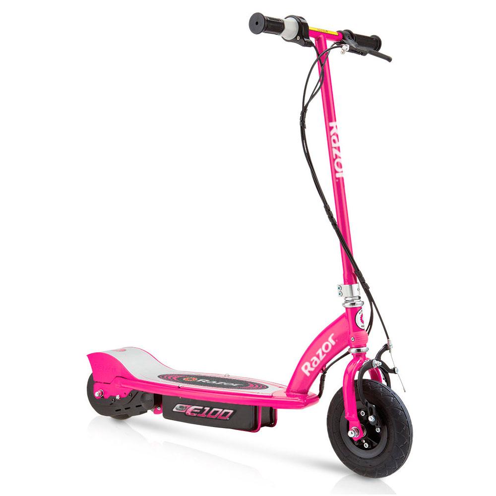 Электросамокат Razor E100 Розовый<br>