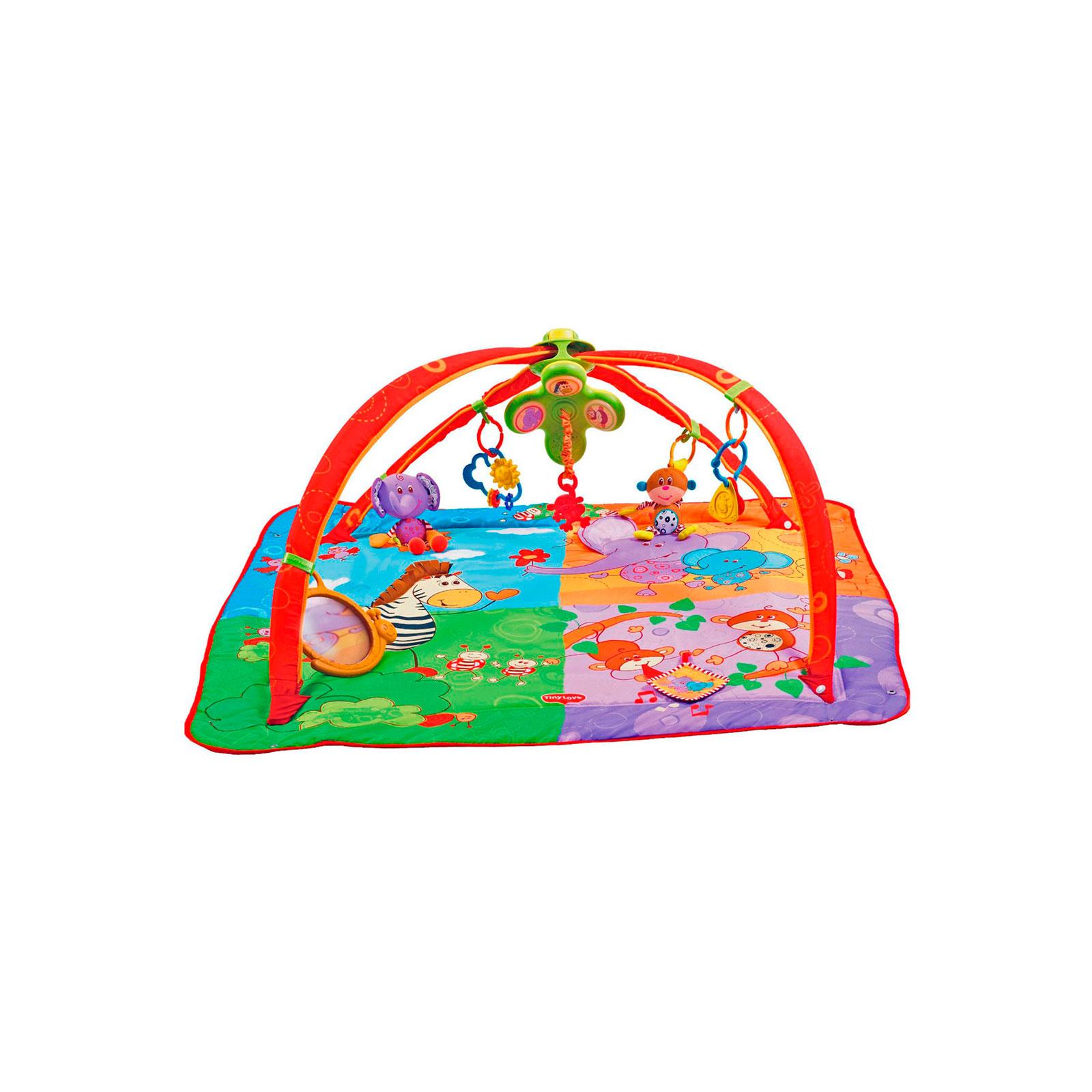 Развивающий коврик Tiny Love Разноцветное Сафари Maxi<br>
