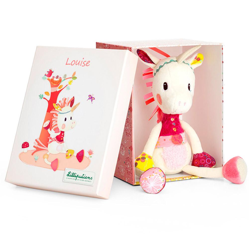 Игрушка Lilliputiens в подарочной упаковке Единорожка Луиза<br>