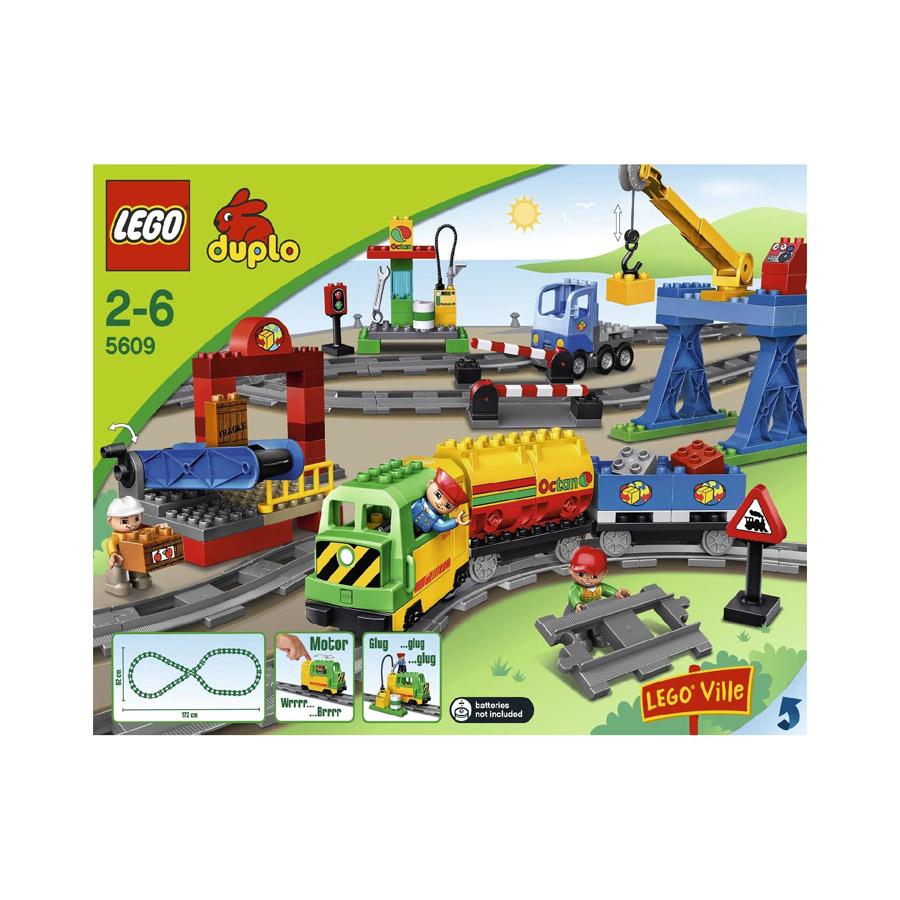 Конструктор LEGO Duplo 10508 Большой поезд<br>