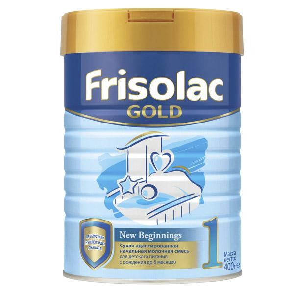Заменитель Friso Фрисолак Gold 400 гр №1 (с 0 мес)<br>