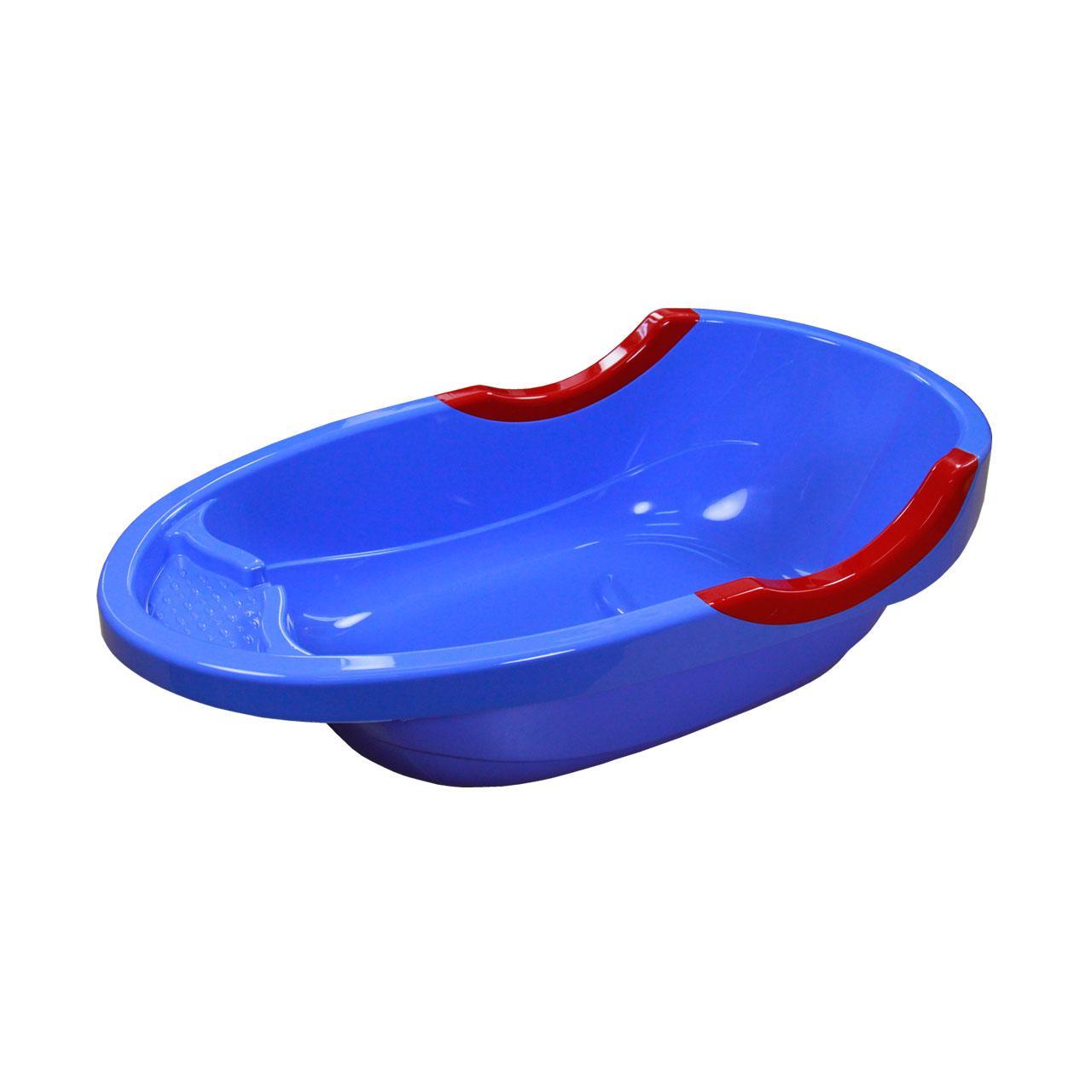 Ванна детская Пластик Малышок Цвет - синий 1685М<br>